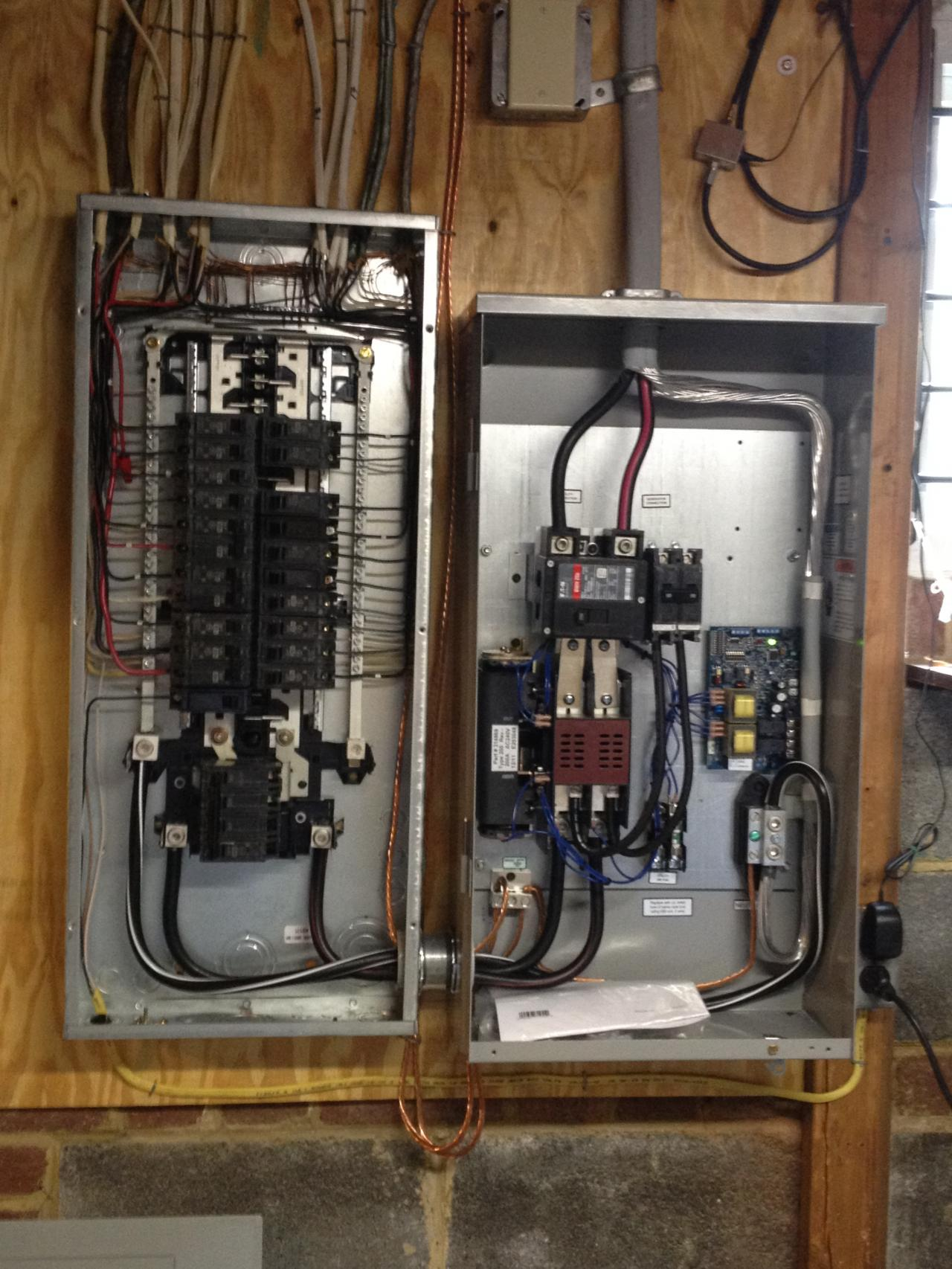 34 Generac 200 Amp Transfer Switch Wiring Diagram
